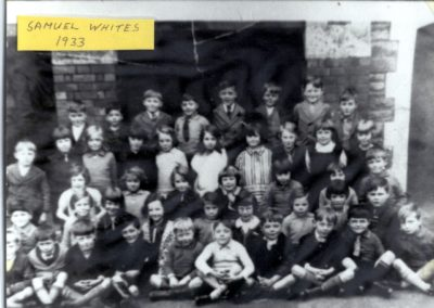 Samuel Whites 1933 - Freda Fear
